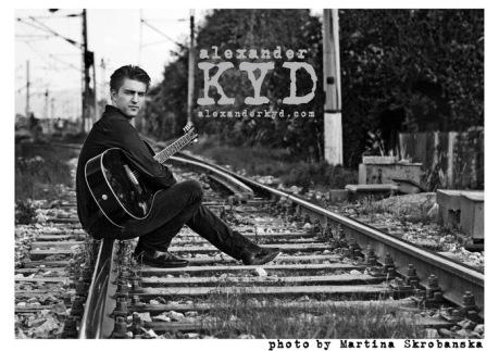 Alexander Kyd railway